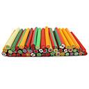 baratos Strass & Decorações-50 pcs Abstracto / Frutas / Fashion Fofinho / Confeccionada à Mão / Simples Diário Nail Art Design