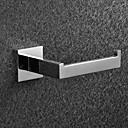 abordables Porte Papier Toilettes-Porte Papier Toilette Haute qualité Moderne Acier inoxydable 1 pièce - Bain d'hôtel