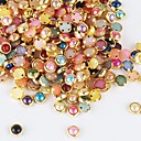 cheap Rhinestone & Decorations-500pcs Ornaments / Pearls / Nail Jewelry Chic & Modern / Sweet Nail Art Design Nail Glitter Chic & Modern / Sweet Lovely