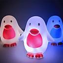 billige Original belysning-LED Night Light Vandtæt Batteri PVC 1 Lampe Batterier Inkluderet 9.0*8.0*5.0cm