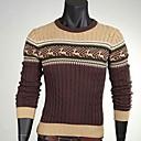 povoljno Lepeze i suncobrani-Muškarci Classic & Timeless Pullover - Moderna, Print Više boja
