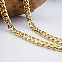preiswerte Modische Halsketten-Damen Figaro Kette Ketten - Modisch Golden Modische Halsketten Schmuck Für Hochzeit, Party, Alltag