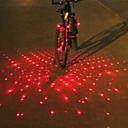 baratos Luzes de Bicicleta & Refletores-Luzes de Bicicleta / luzes de fim de bar / Luz Frontal para Bicicleta Laser / LED Ciclismo Alarme / Luz LED / multi-ferramenta Lumens Bateria Ciclismo