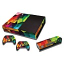 baratos Acessórios Xbox One-B-SKIN Adesivo Para Um Xbox ,  Novidades Adesivo PVC 1 pcs unidade