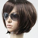 cheap Synthetic Capless Wigs-woman s vogue brown straight short synthetic wigs