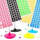 """preiswerte Tastaturzubehör-coosbo® bunten Silikontastatur-Abdeckungshaut für 11 """"/ 13"""" / 15 """"/ 17"""" MacBook Air Pro / Netzhaut (verschiedene Farben)"""