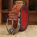 abordables Adhesivos de Pared-Hombre Piel Cinturón de Cintura - Trabajo Activo Básico Un Color