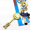 preiswerte Anime-Kostüme-Schmuck Inspiriert von Fairy Tail Cosplay Anime Cosplay Accessoires Halsketten Aleación Damen heiß Halloween Kostüme