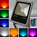 hesapli LED Ampuller-10W 450-700 lm LED Yer Işıkları 1 led Yüksek Güçlü LED Uzaktan Kumandalı RGB AC 85-265V