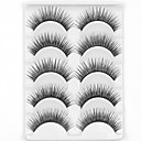 cheap Eyelash Implements-Eyelash Extensions Makeup Tools False Eyelashes Makeup Eyelash Daily Daily Makeup / Party Makeup Volumized Natural Thick Cosmetic Grooming Supplies
