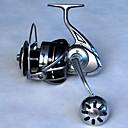 رخيصةأون إكسسوارات الصيد-Fishing Reels بكرة دوارة 5.5:1 نسبة أعداد التروس والاسنان+14 الكرة كراسى أيمن / أعسر / توجيه اليد قابلة تغيير الصيد البحري / صيد الأسماك الغزلي / صيد الأسماك في المياه العذبة / الصيد العام