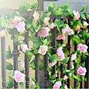 olcso Menyasszonyi cipők-Esküvői virágok Csokrok Mások Dekorációk Művirág Esküvő Party / estély Anyag Csipke Selyem 0-20 cm