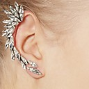 cheap Hair Jewelry-Women's Ear Cuff - Resin, Rhinestone European, Simple Style, Fashion Silver For Daily