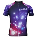 cheap Cycling Jerseys-JESOCYCLING Women's Short Sleeve Cycling Jersey Bike Jersey Top Breathable Quick Dry Sports Polyester Clothing Apparel / Stretchy