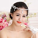 cheap Party Headpieces-Rhinestone / Alloy Tiaras / Hats / Head Chain with 1 Wedding Headpiece