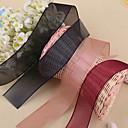 olcso Esküvői szalag-Csík Grosgrain Esküvői szalagok Darab / Set Grosgrain szalag Ajándékdoboz díszítés Esküvői színhely díszítés