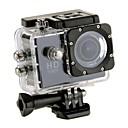 billige Actionkamera til sport-EOSCN W9 Action Kamera / Sportskamera 12 mp 1920 x 1080 pixel / 1280x960 pixel Vanntett / Wifi / Vippbar LCD 2 tommers CMOS 32 GB H.264 Enkelt bilde / Salve-Modus 30 m Ski & Snowboard / Universell
