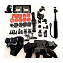 cheap Accessories For GoPro-Chest Harness Anti-Fog Insert Screw Suction Cup Straps Hand Grips/Finger Grooves Monopod Tripod Mount / Holder For Action Camera All