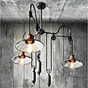 baratos Lustres-Grupo Lustres Luz Descendente - Estilo Mini, 110-120V / 220-240V Lâmpada Não Incluída / 20-30㎡ / E26 / E27