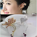 cheap Bakeware-Women's Synthetic Diamond Ear Cuff - Rhinestone Butterfly, Animal Silver / Golden For Wedding / Party / Daily