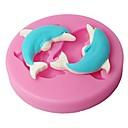 billige Bakeredskap-Bakeware verktøy Plast Kake Cake Moulds 1pc