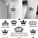 cheap Tattoo Stickers-1 Non Toxic Lower Back Waterproof Others Tattoo Stickers