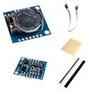 olcso Modulok-i2c ds1307 valós idejű óra modul apró RTC 2560 uno R3 és tartozékok Arduino