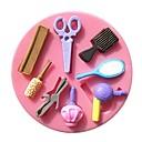 abordables Tazas-Herramientas para hornear Silicona Ecológica / Manualidades Pastel / Galleta / Tarta Molde para hornear 1pc