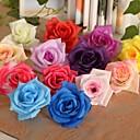 baratos Flor artificiali-Flores artificiais 1 Ramo Estilo Moderno Rosas Flor de Mesa