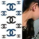 cheap Tattoo Stickers-1 Non Toxic Lower Back Waterproof Totem Series Tattoo Stickers