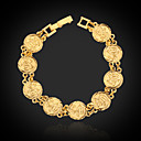 cheap Necklaces-Women's Chain Bracelet / Bracelet - Platinum Plated, Gold Plated Fashion Bracelet For Special Occasion / Birthday / Gift