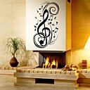 preiswerte Wand-Sticker-Mode Formen Musik Wand-Sticker Flugzeug-Wand Sticker Dekorative Wand Sticker, Vinyl Haus Dekoration Wandtattoo Wand
