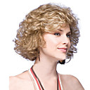 cheap LED Bulbs-Synthetic Wig Straight Layered Haircut Synthetic Hair Natural Hairline Brown Wig Women's Short Capless