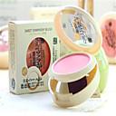 billige Sminketilbud-Ensfargede Pudder Rødme Mineral Ansikt Sminke kosmetisk