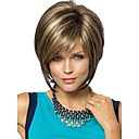 cheap Costume Wigs-Synthetic Wig Straight Blonde Pixie Cut Synthetic Hair Blonde Wig Women's Short Capless Blonde