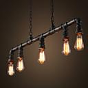 billige Lysekroner-Rundt Lys Nedlys Malte Finishes Metall Mini Stil 110-120V / 220-240V Pære ikke Inkludert / E26 / E27