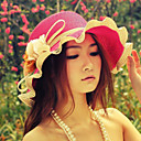 cheap Party Headpieces-Gemstone & Crystal Basketwork Hats Headpiece with Crystal 1 Special Occasion Party / Evening Casual Outdoor Headpiece