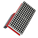 billige Displayer-Raspberry Pi LED matrix ledet matriseskjerm bringebær sektor førte matrix modul