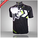 cheap Jewelry Sets-GETMOVING Men's Short Sleeve Cycling Jersey Cartoon Bike Jersey, Anatomic Design, Ultraviolet Resistant, Breathable