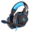 cheap Models & Model Kits-KOTION EACH Over Ear / Headband Wired Headphones Plastic Gaming Earphone with Volume Control / with Microphone / Noise-isolating Headset