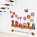 cheap Wedding Decorations-Landscape Animals Wall Stickers Plane Wall Stickers Decorative Wall Stickers, Vinyl Home Decoration Wall Decal Wall Decoration