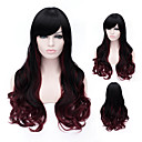 cheap Synthetic Capless Wigs-Synthetic Wig Body Wave Synthetic Hair Wig Women's Capless