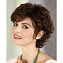 hesapli Kostüm Peruğu-Sentetik Peruklar Bukle Sentetik Saç Peruk Kadın's Şort Bonesiz
