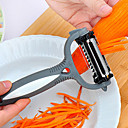 cheap Artificial Flower-3 in 1 Rotary Fruit Peeler360 Degree Carrot Potato Slicer Kitchen Tools