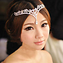 cheap Party Headpieces-Alloy Head Chain with 1 Wedding / Special Occasion Headpiece