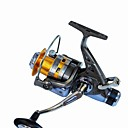 cheap Fishing Reels-Fishing Reel Spinning Reel 5.2:1 Gear Ratio+10 Ball Bearings Hand Orientation Exchangable Sea Fishing Spinning Freshwater Fishing