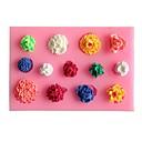 halpa Muotikaulakorut-Bakeware-työkalut Muovi DIY Kakku kakku Muotit 1kpl