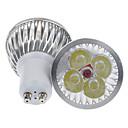 baratos Lâmpadas LED de Foco-HRY 3000/6500 lm E14 GU10 GU5.3(MR16) E26/E27 Lâmpadas de Foco de LED MR16 4 leds LED de Alta Potência Decorativa Branco Quente Branco