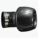 cheap Motorcycle & ATV Parts-High Performance 35MM Motorcycle Scooter Carbon Air Filter Cleaner