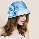 cheap Party Headpieces-Gemstone & Crystal Organza Hats Headpiece with Crystal 1 Wedding Special Occasion Party / Evening Headpiece
